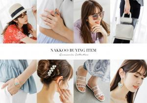 nakkoo Buying Item accessories collection